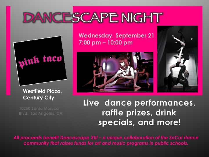 Dancescape Night 2011