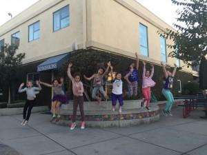 Crossroads Elementary Dance Company