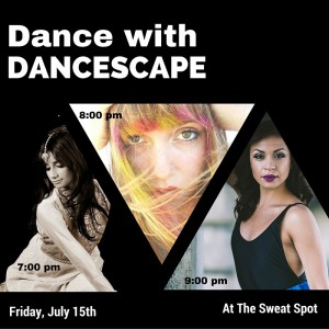Dance with Dancescape July 15
